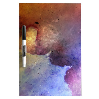 Bright colourful abstract grunge Colour explosion! Dry-Erase Board