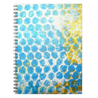 Bright Colours Notebook