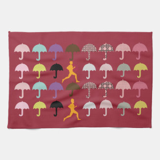 Bright Cool Jogger Style Towel