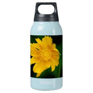 Bright Coreopsis flower and meaning Insulated Water Bottle