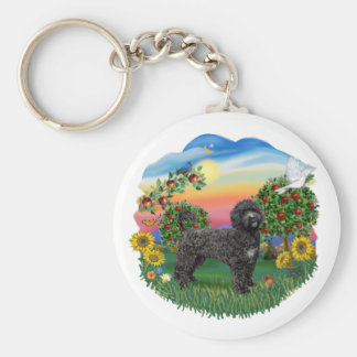 Bright Country - Black Portie 5bw Key Chains