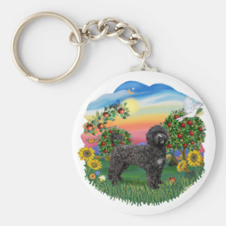 Bright Country - Black Portie (PWD) standing Key Chains