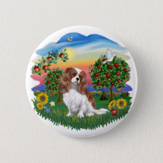 Bright Country - Cavalier - BL2 Pinback Button