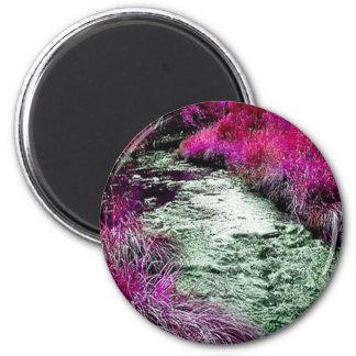 bright creek 2 inch round magnet
