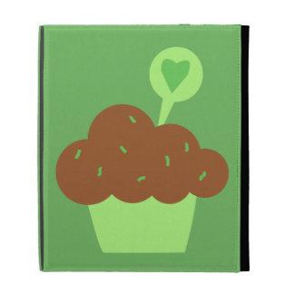 Bright Cupcake iPad Cases