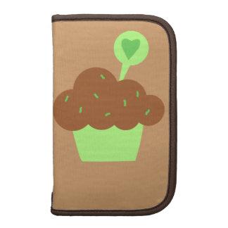 Bright Cupcake Folio Planner