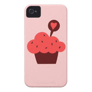 Bright Cupcake iPhone 4 Case-Mate Case