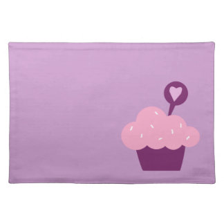 Bright Cupcake Placemat