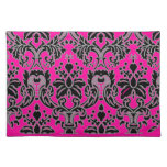Bright Damask Placemats