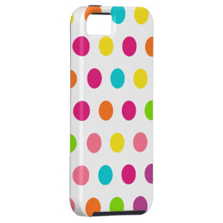 Bright Dots iPhone 5 Case