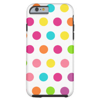 Bright Dots iPhone 6 case