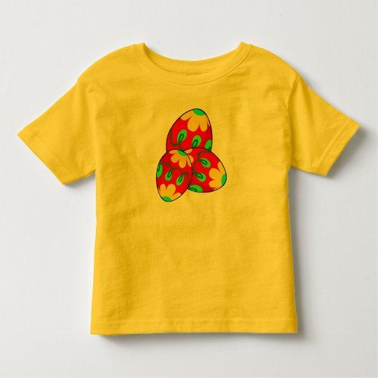 Bright Easter Eggs Kid's T-Shirt