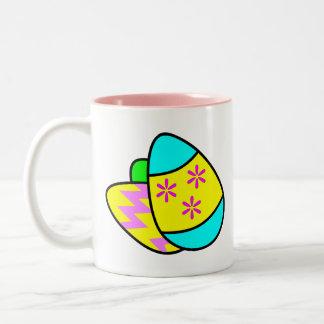 Bright Easter Eggs Mug