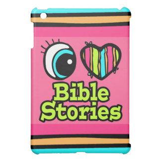 Bright Eye Heart I Love Bible Stories iPad Mini Covers