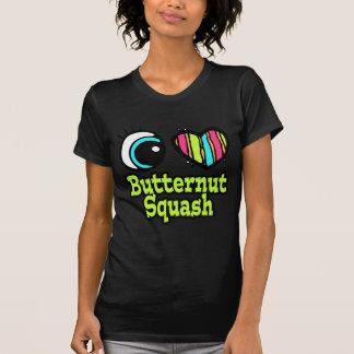 Bright Eye Heart I Love Butternut Squash T-shirt