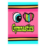 Bright Eye Heart I Love Gymnastics Announcements