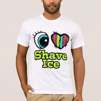 Bright Eye Heart I Love Shave Ice T-Shirt