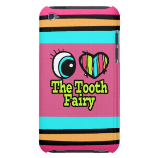 Bright Eye Heart I Love The Tooth Fairy Barely There iPod Covers