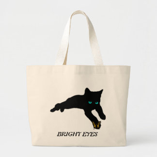 BRIGHT EYES CANVAS BAGS