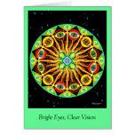 Bright Eyes, Clear Vision Card