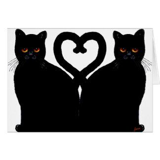 Bright Eyes Heart Cards