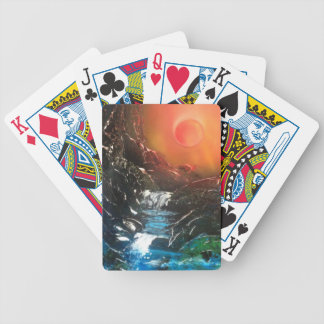 Bright Falls Bicycle Card Decks