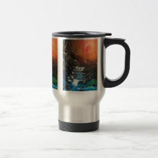 Bright Falls Coffee Mugs