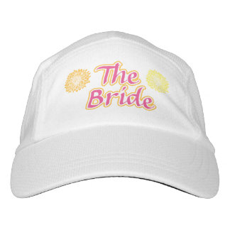 Bright Floral, Bride Hat