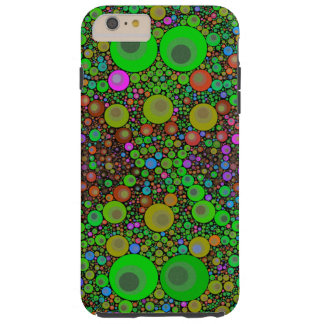 Bright Florescent Abstract Pattern iPhone6 Plus Tough iPhone 6 Plus Case