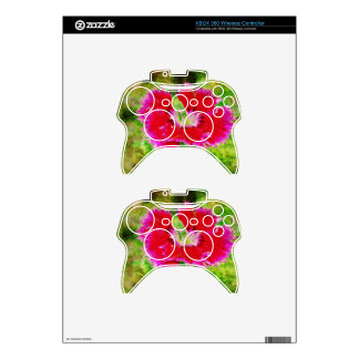 Bright Flower Xbox 360 Controller Skins