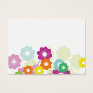 Bright Flowers Business Card