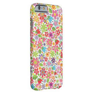 Bright Flowers Pattern IPHONE 6 Case