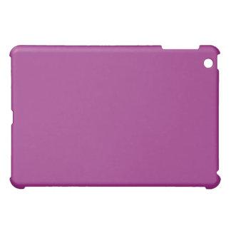 Bright Fuschia Purple Color iPad Mini Covers