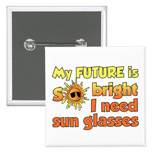 Bright Future button
