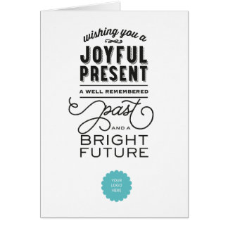 Bright Future Folded Card