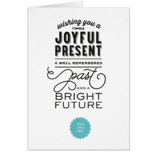 Bright Future Folded Card