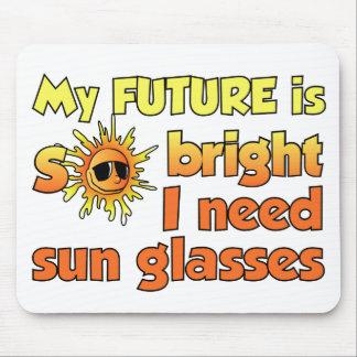Bright Future mousepad