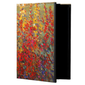 Bright Garden Mural of Spring Wildflowers Case For iPad Air