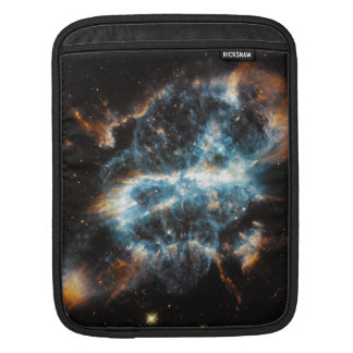 Bright Gaseous Nebula Sleeves For iPads