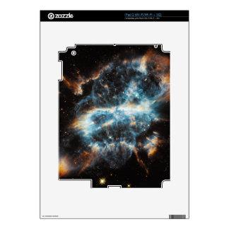 Bright Gaseous Nebula Skins For The iPad 2