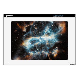 "Bright Gaseous Nebula Skin For 15"" Laptop"