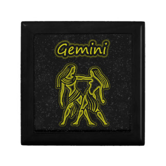 Bright Gemini Gift Box