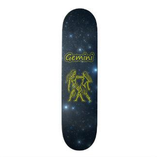 Bright Gemini Skateboard Deck