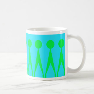 Bright Geometric Mug