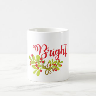 Bright Get Your Merry On Holiday Mug