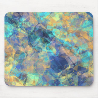 Bright Glass Mouse Pad