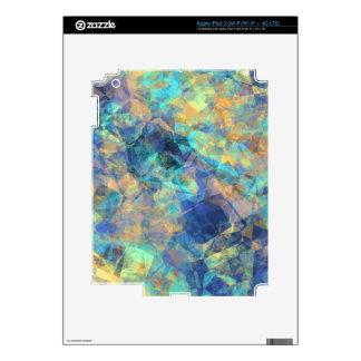 Bright Glass iPad 3 Skins