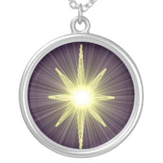 Bright Glowing Star Necklace