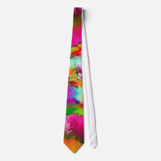 Bright Gnarl Tie
