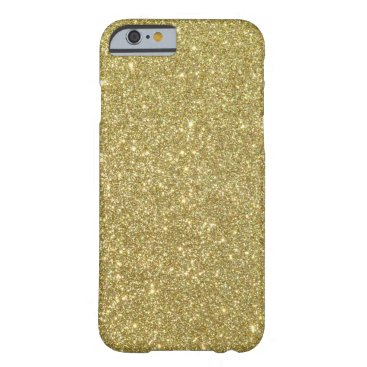 Professional Business Bright Gold Glitter Sparkles Barely There iPhone 6 Case